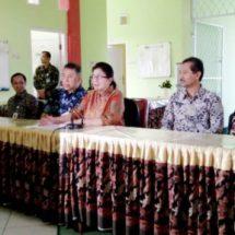 Kunjungan dan Dialog Interaktif Dengan Ibu Menteri Kesehatan