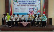 Diseminasi pencegahan dan pengendalian infeksi Rumah sakit