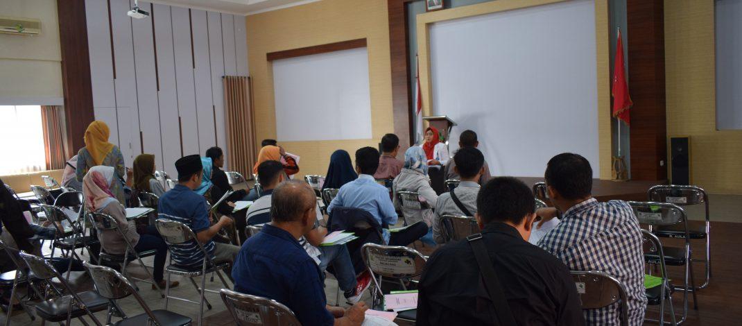 Layanan KIR Kesehatan Jasmani, Rohani & Bebas Narkoba Untuk Caleg Kab. Wonosobo Th. 2018