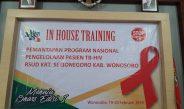 IHT Pemantapan Program Nasional Pengelolaan Pasien TB-HIV