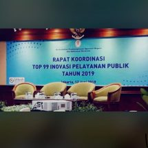peserta lomba inovasi pelayanan publik top 99 Kemenpan jakarta