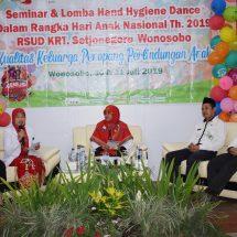 Seminar Hari Anak Nasional 2019