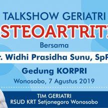 Talkshow Geriatri