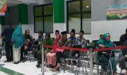 Pemeriksaan Kesehatan Calon Jamaah Haji 2020 Tahap 1