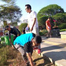 Gerakan Pungut Sampah dalam World Clean up Day