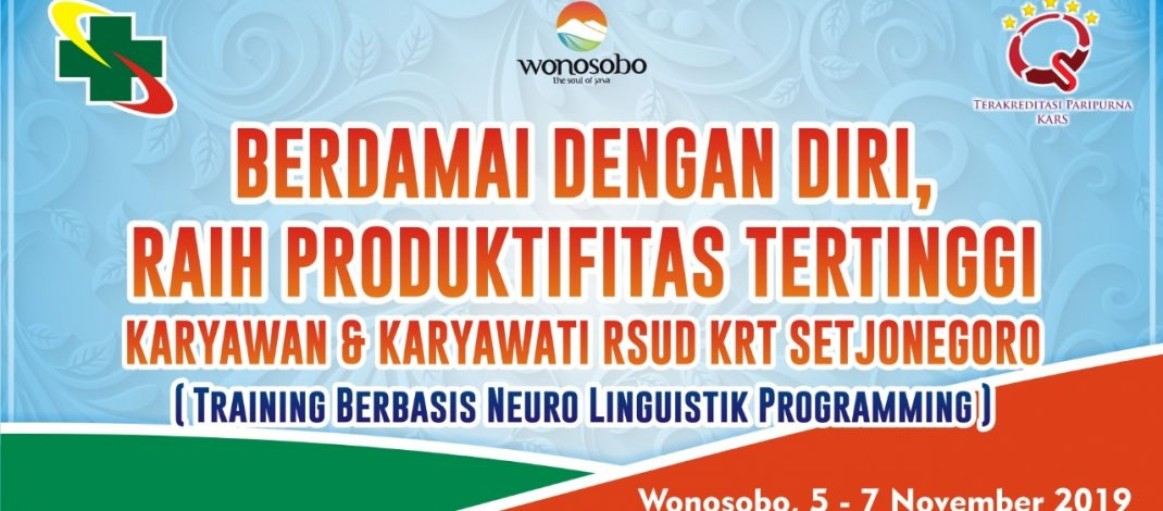 Training Neuro Linguistik Programing