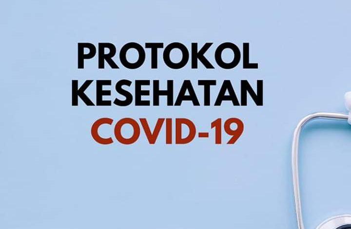 Protokol Kesehatan COVID-19