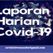 INFORMASI HARIAN PERKEMBANGAN DATA COVID-19 (1 SEPTEMBER 2020)