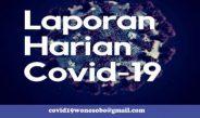 INFORMASI HARIAN PERKEMBANGAN DATA COVID-19