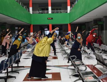 Memperingati Hari Ikatan Fisioterapi Indonesia Ke 53