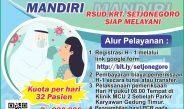 Update Alur Pelayanan PCR Swab Mandiri